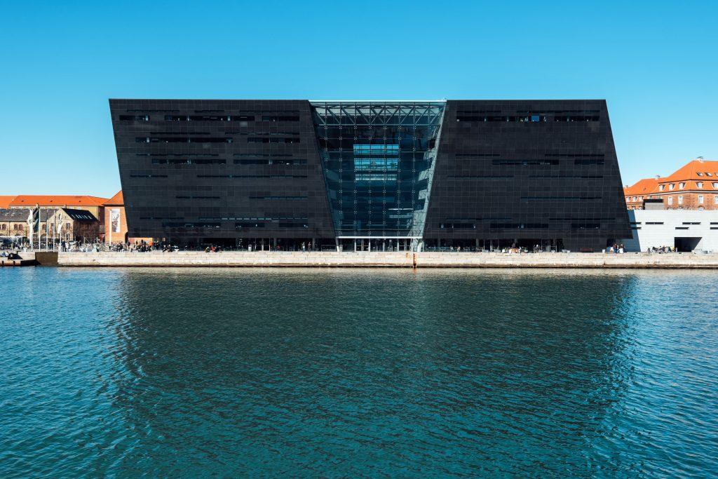 Der schwarze Diamant in Kopenhagen