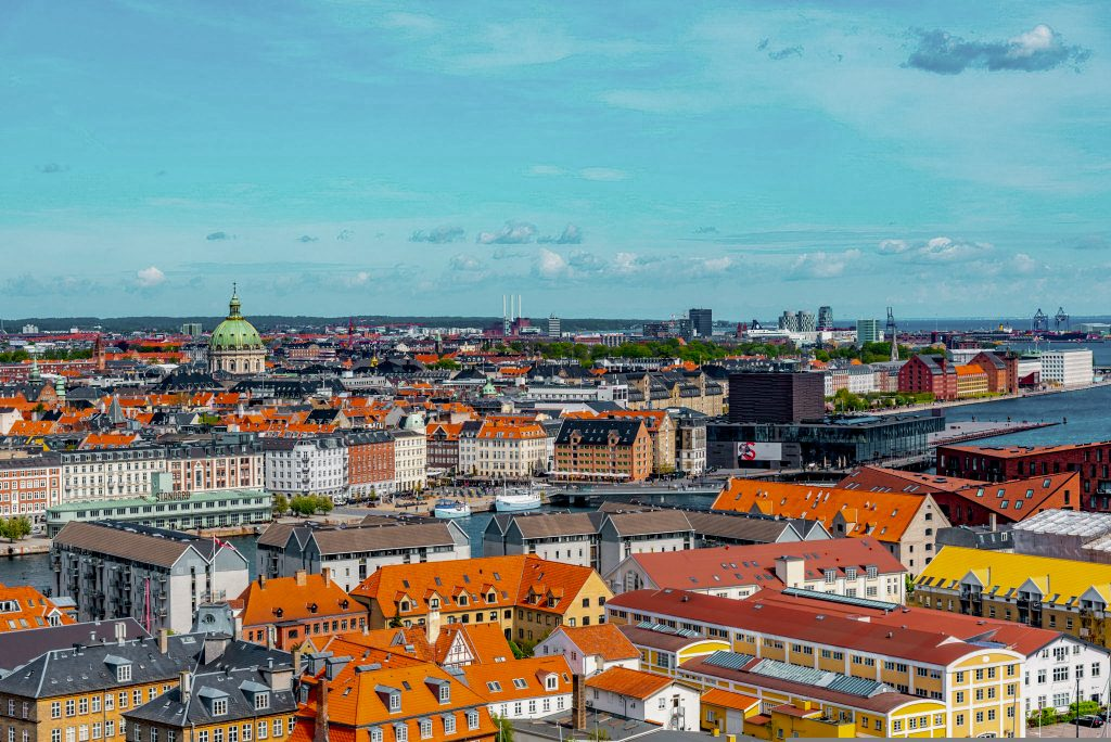 Kopenhagen Architektur