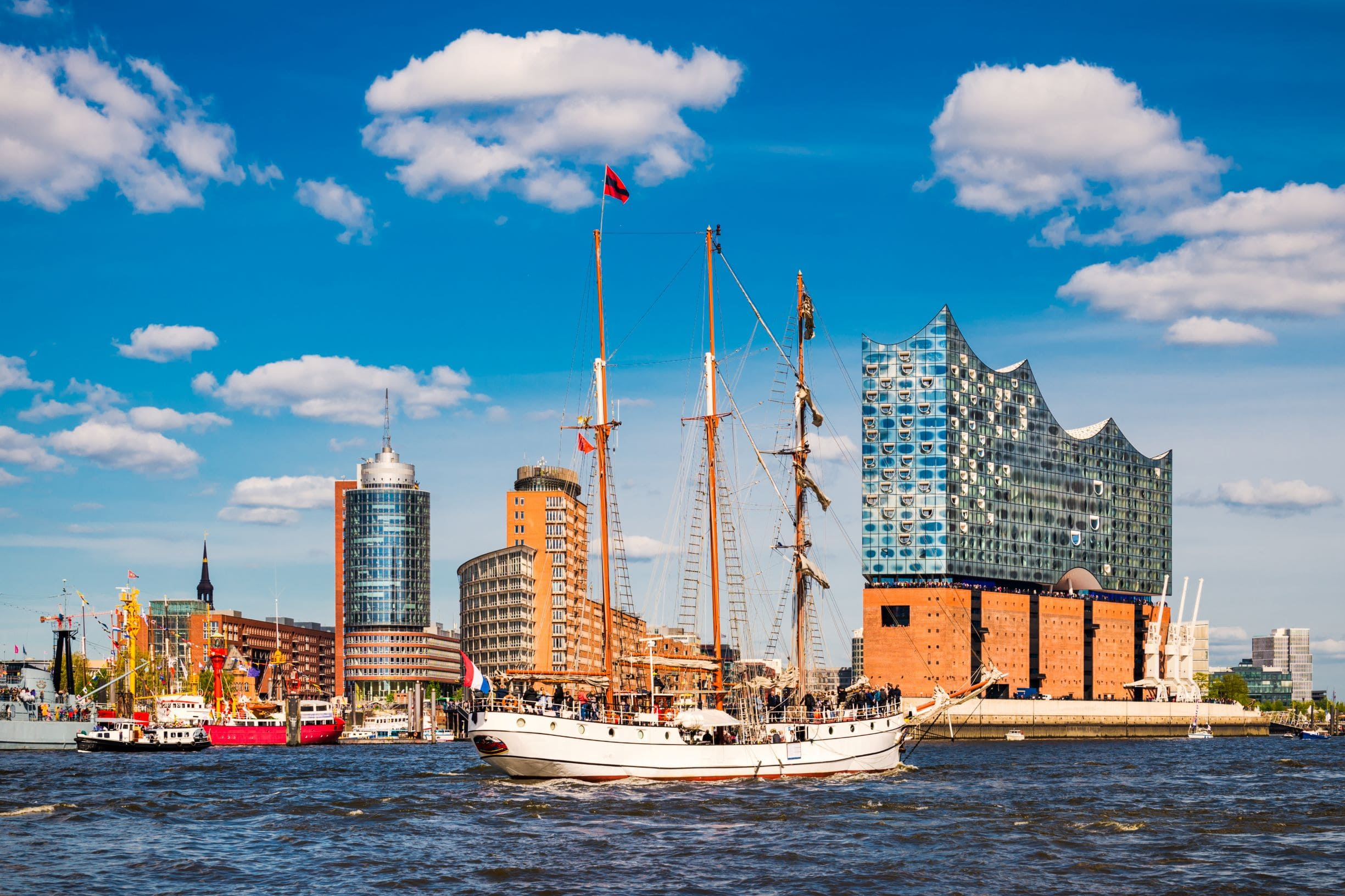 Sehenswürdigkeiten Hamburger Hafen