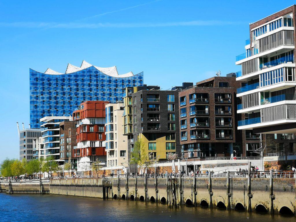 Elbphilharmonie in der HafenCity