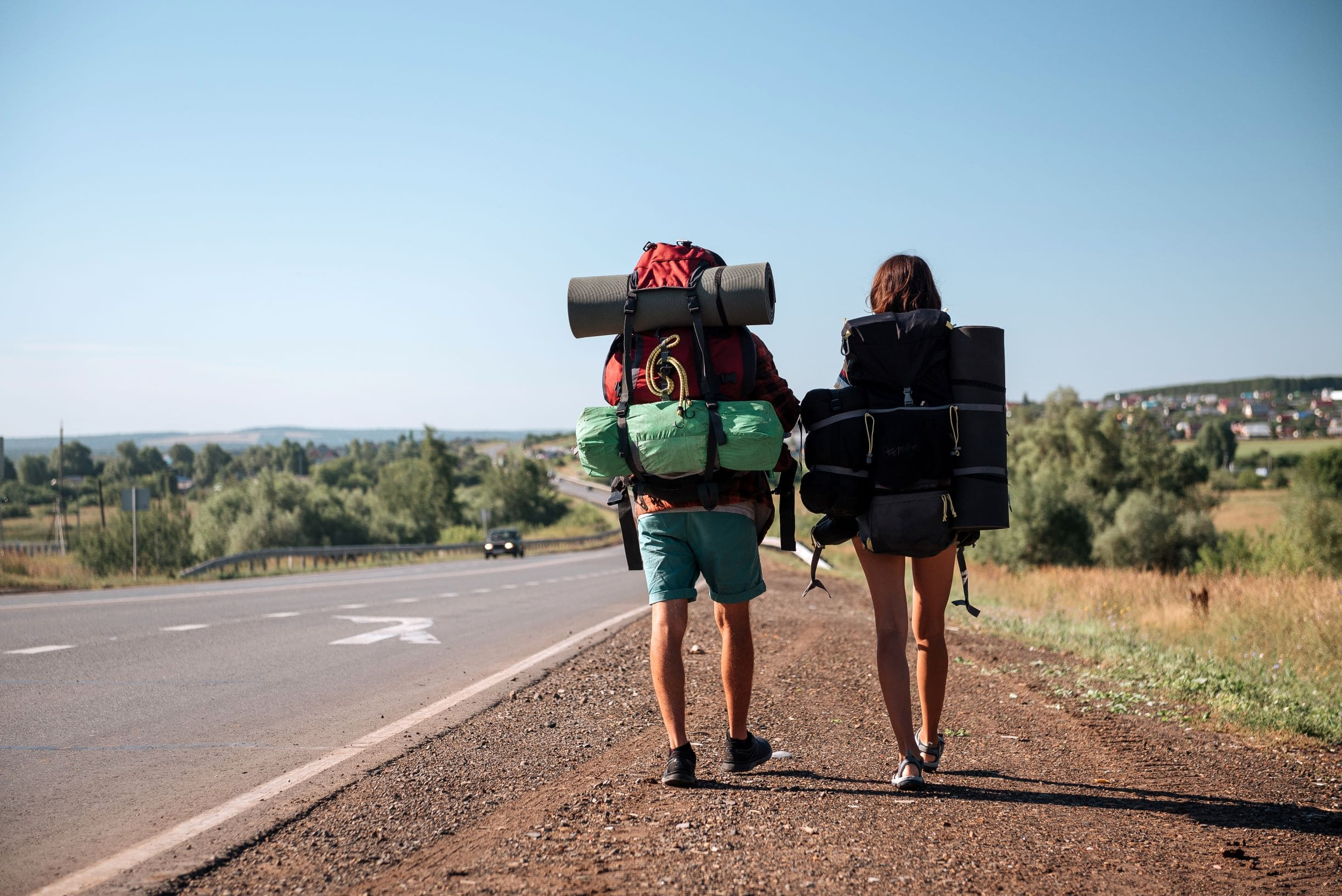 Backpacking-Packliste