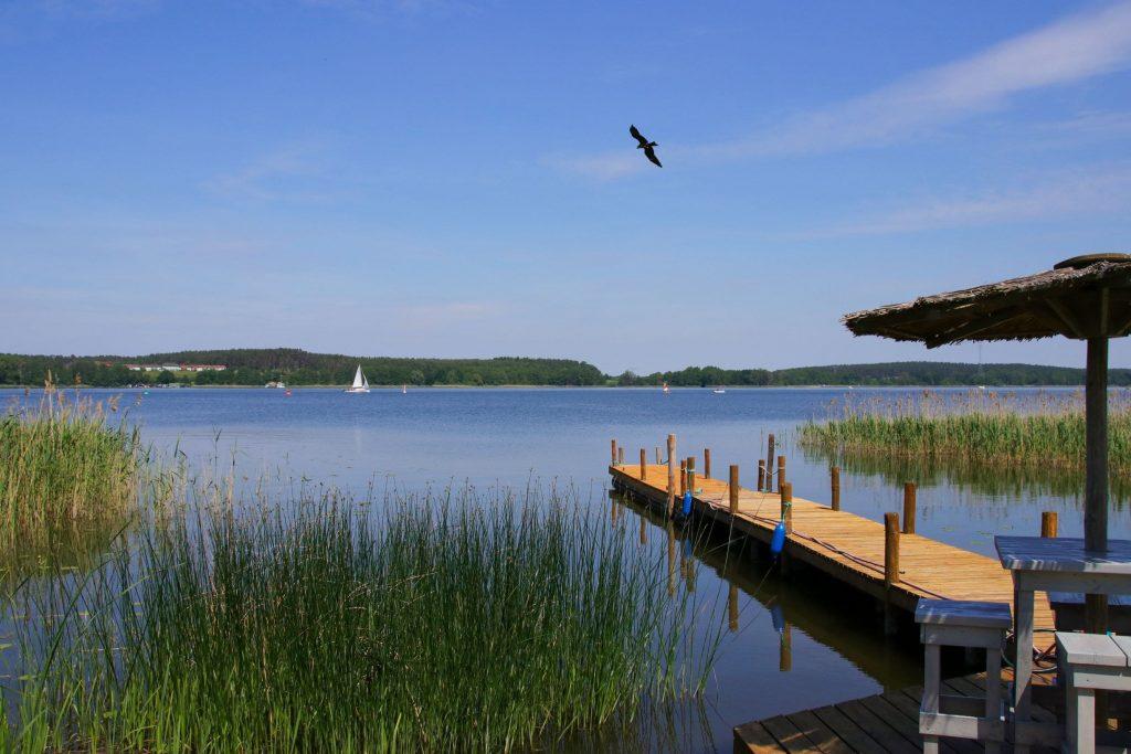 Die größten Seen in Deutschland