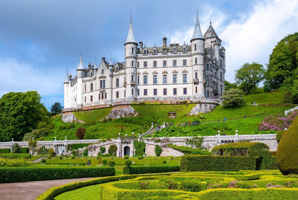 Das Märchenschloss der Highlands: Dunrobin Castle