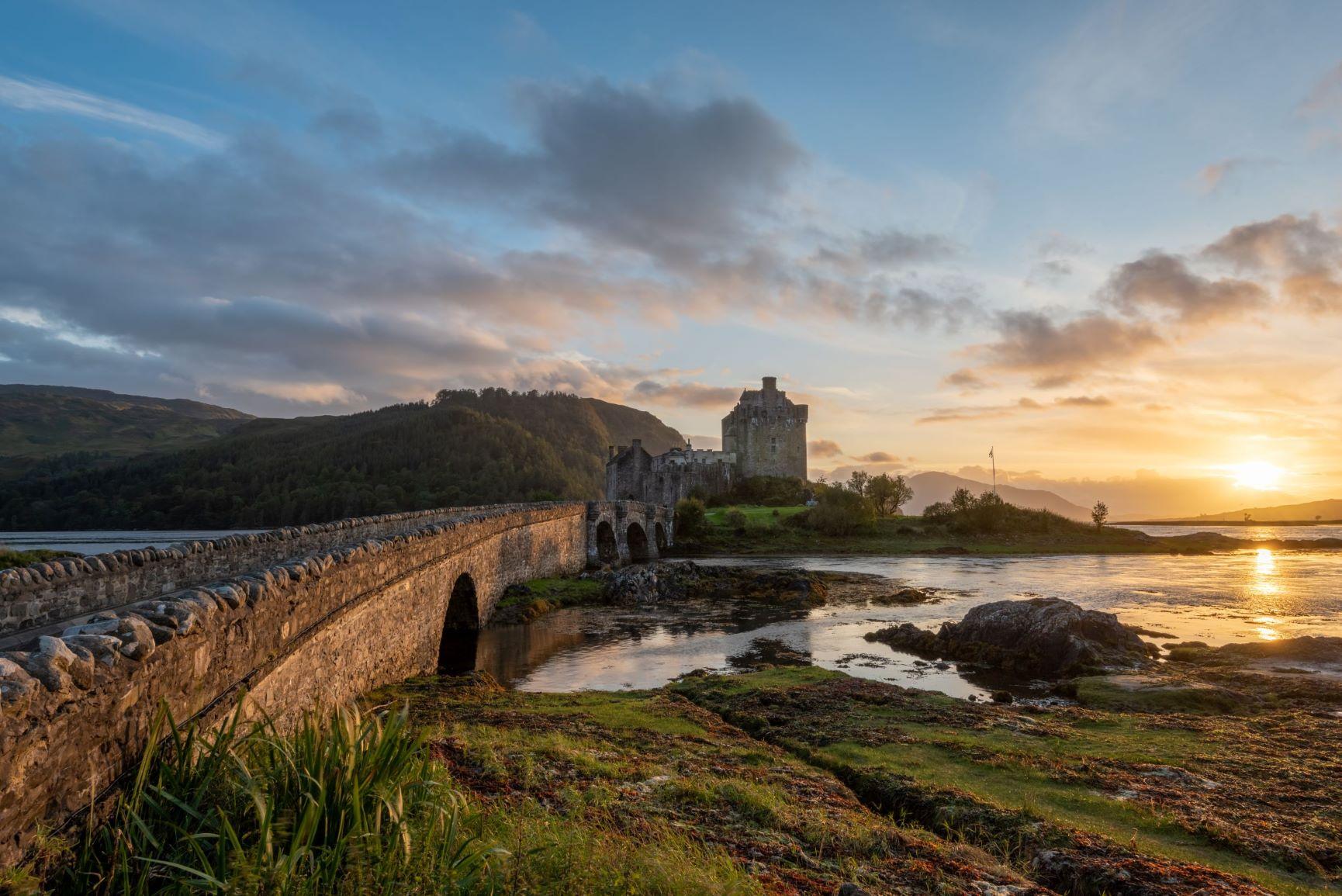 Schottland Highlands